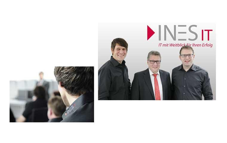 INES IT Logo